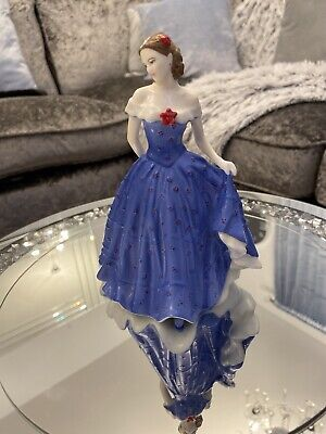 Royal Worcester 'Isabelle' Figurine 2008 Limited Edition - Hard To Find! • 9.50£