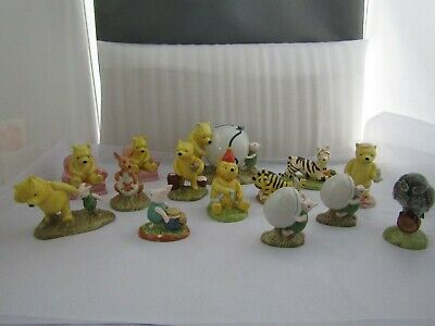 Winnie The Pooh Choice Selection Royal Doulton Disney  Special Offers  • 29.95£