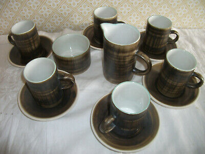 The Monastery Rye Cinque Ports Pottery Coffee Set - Studo Art Pottery • 15.99£