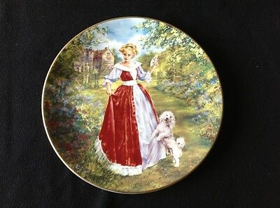 Royal Doulton Collectors Plate AMY • 8.99£