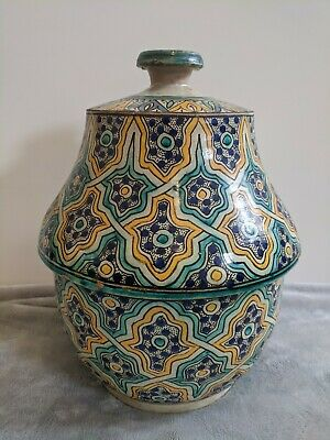 Early-Mid Century Moroccan Soup Tureen  • 65£