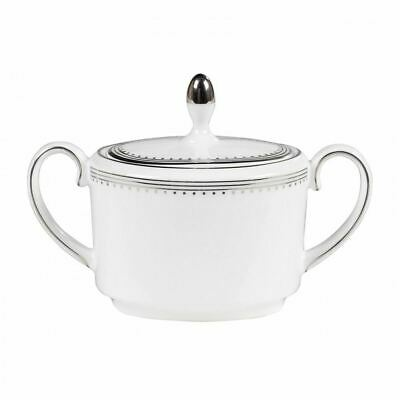 Wedgwood Vera Wang Grosgrain Sugar Bowl • 72.13£
