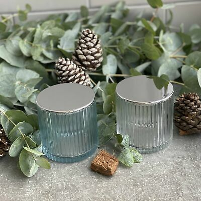 Glass Trinket Jar • 6£