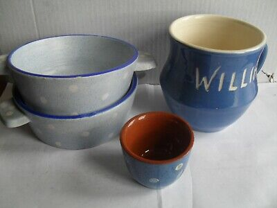 Odds And Ends Job Lot Blue And White Pottery  • 1.99£