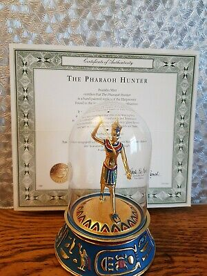 The Pharaoh Hunter. Franklin Mint With Certificate  • 8.30£