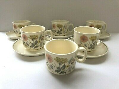 J&G Meakin Tea Set 'Hedgerow' • 15.99£