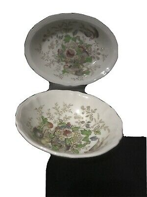 Royal Doulton Hampshire D-6141 Circa 1840 Bowl Set • 12.50£