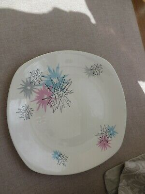 Midwinter  Vintage Rare Quite Contrary  Plate Large Designed By Jessie Tait  • 10£