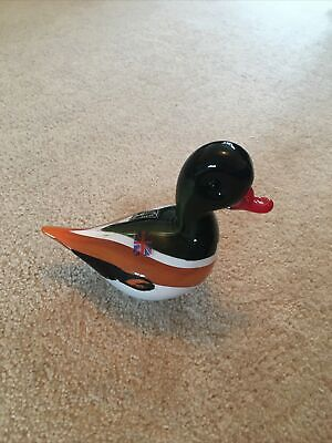 Vintage Langham Glass Duck Mint Condition • 15.49£