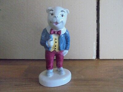 Beswick-   Algy Pug   - Rupert The Bear And Friends Style One 2710 • 39.95£