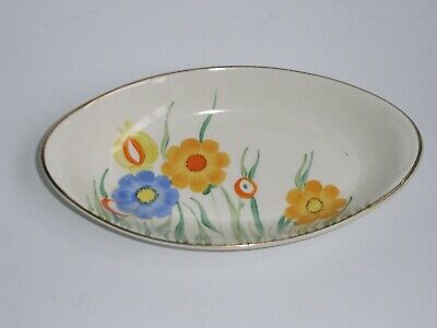Original Gray's Pottery Art Deco Dish - Summertime . • 9.99£