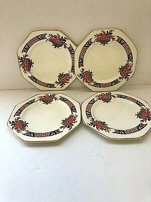 Royal Staffordshire Pottery Side Plates X 4 • 8£