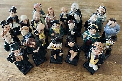 Royal Doulton Charles Dickens Figures • 75£