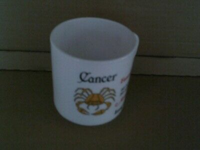 A China Cup, Cancer • 1£